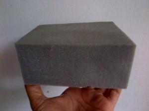 busa-tahan-api flame retardant resistant foam against heat