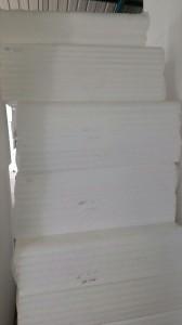 Toko agen foam sheet, gabus sheet, stereofoam lembaran, jual gabus lembaran 2 mtr x 1 mtr. Distributor lembaran gabus stirofoam, dagang styrofoam lembaran.